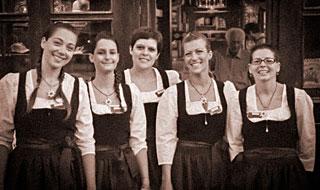 La storia della birreria bavarese