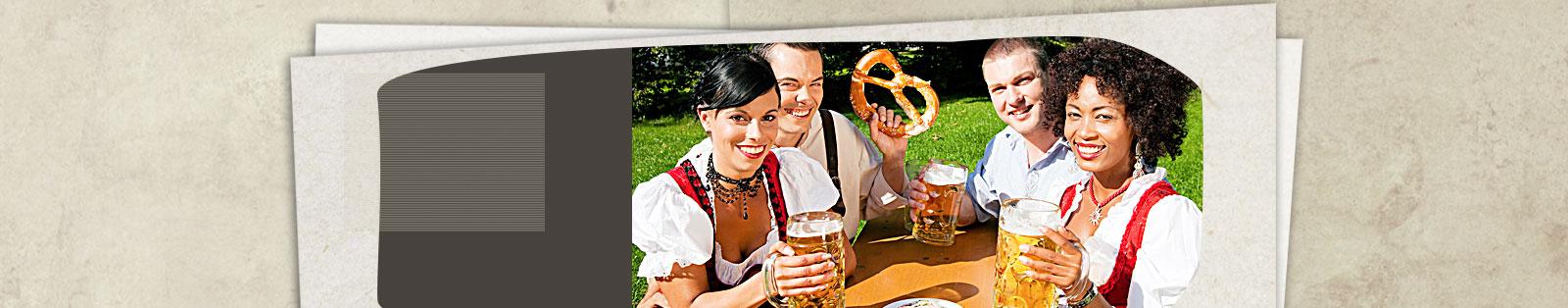 Eventi al nostro pub tedesco